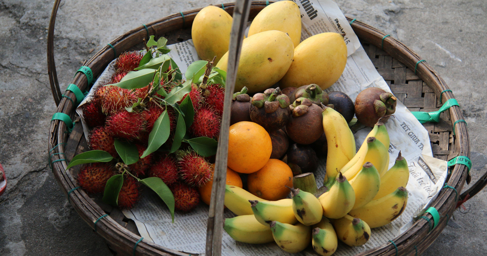 5 of our favourite fresh Bali markets